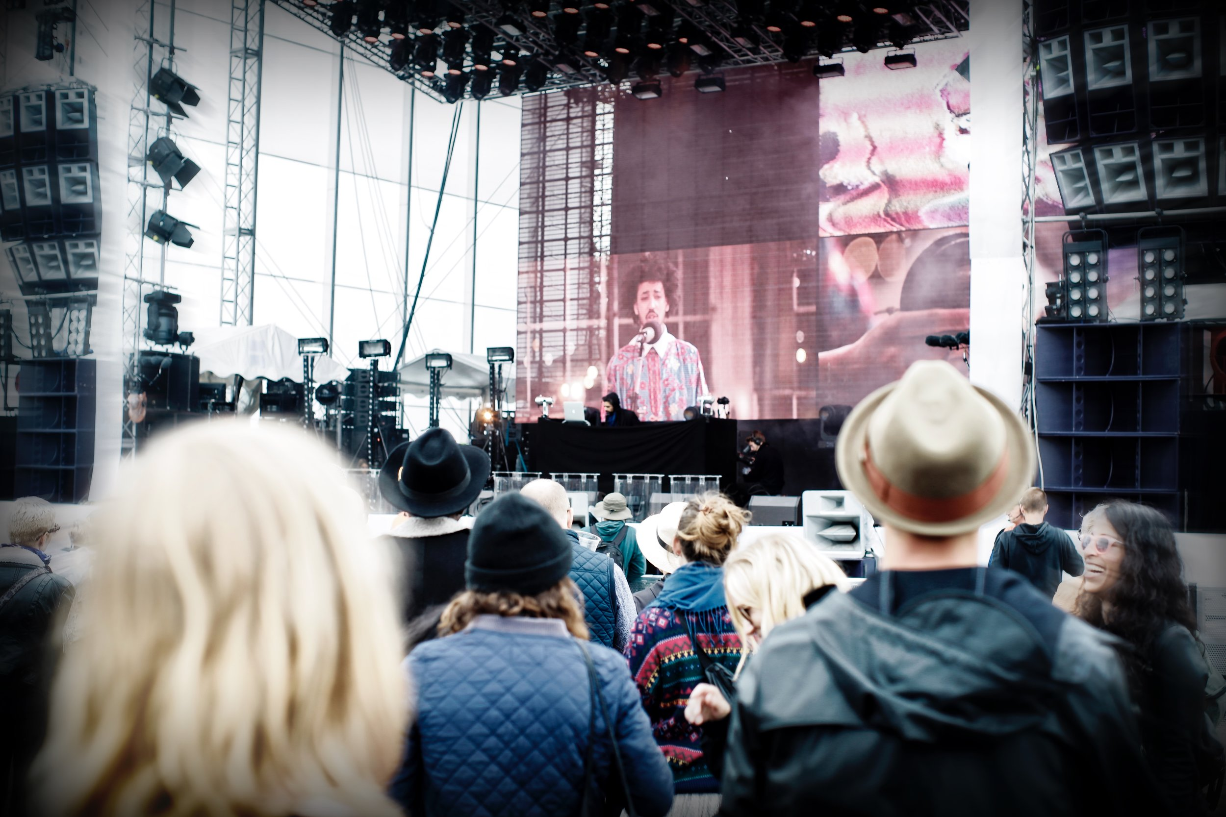 Bring it all to life - at concerts that unify musical traditions and remix art