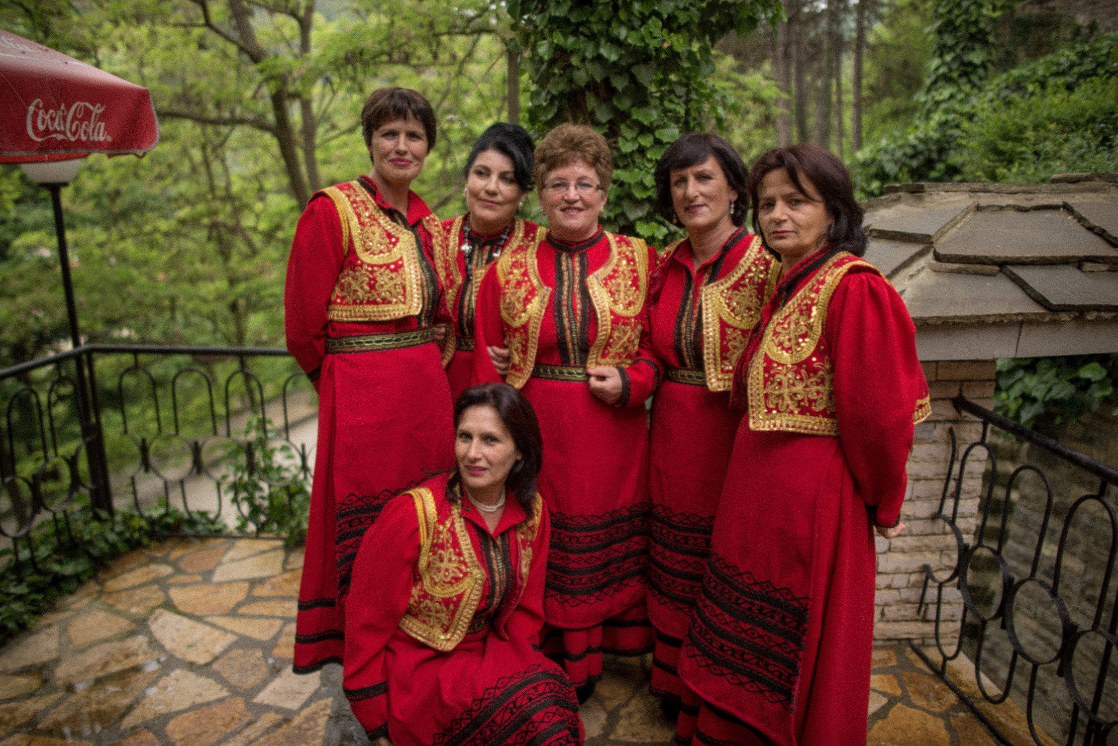 River Voices - Polyphonic choir from the small mountain village of Çorovoda
