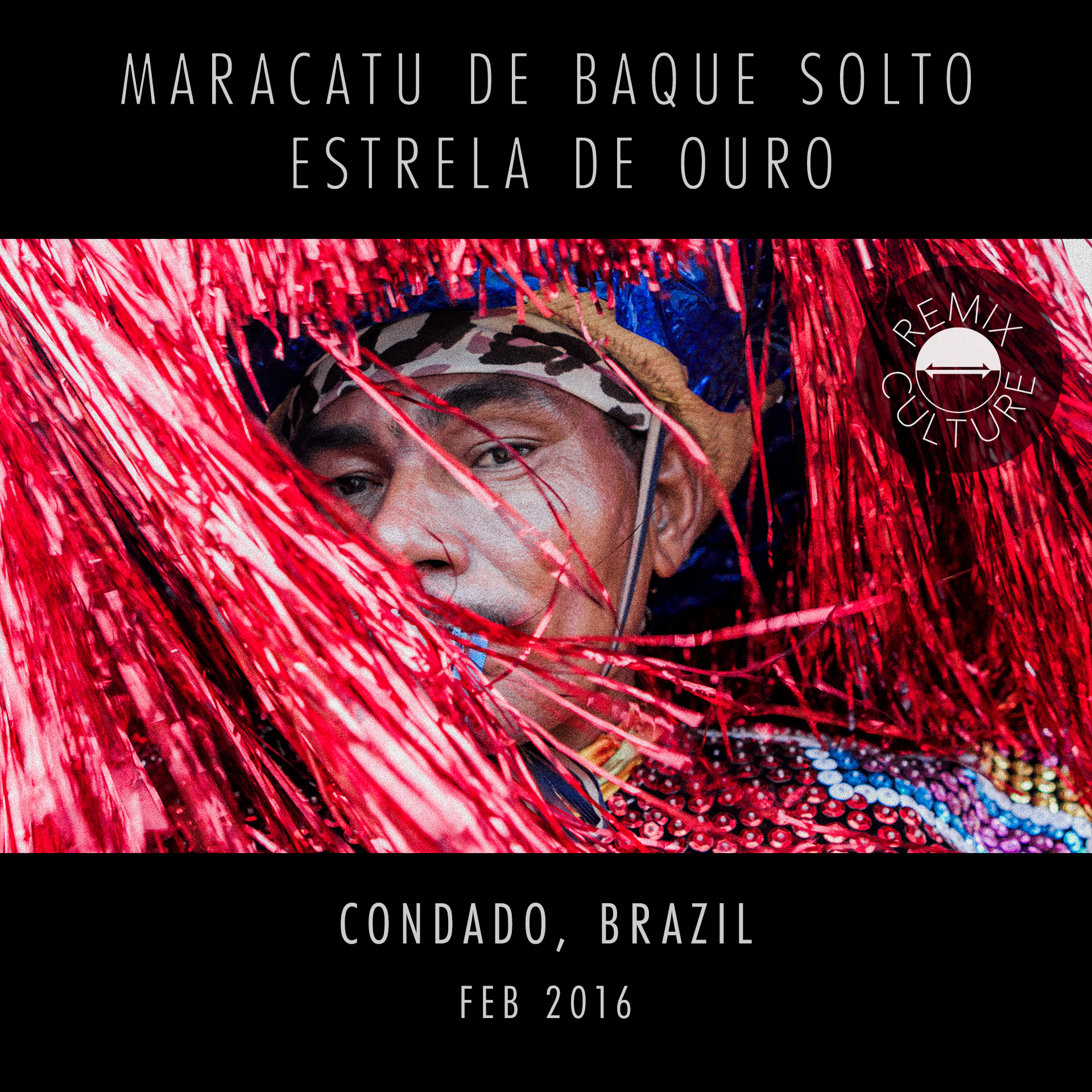 Rooted in Afro-indigenous practices, this rural northeastern Brazilian ensemble celebrates the annual sugarcane harvest by oscillating between meditative solo vocal melodies and frenetic drums, horns, and dancers with bells dangling from their stunningly elaborate costumes.