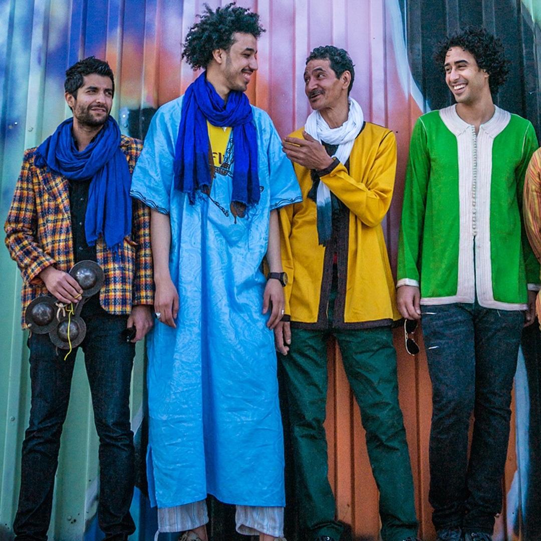 Innov Gnawa - (NYC / Morocco)