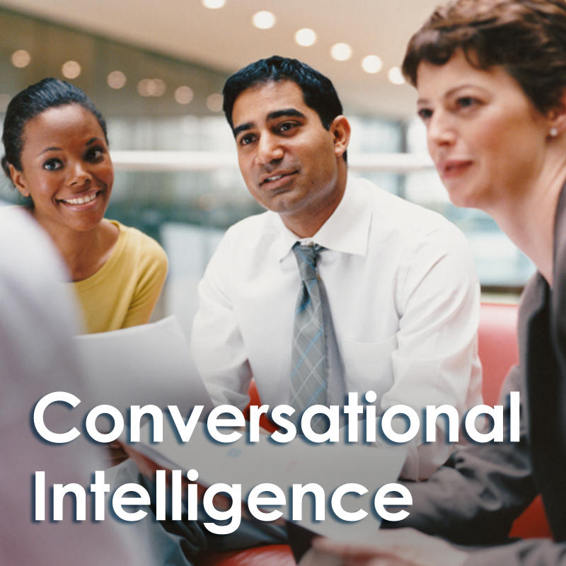 Conversational Intelligence Coaching
