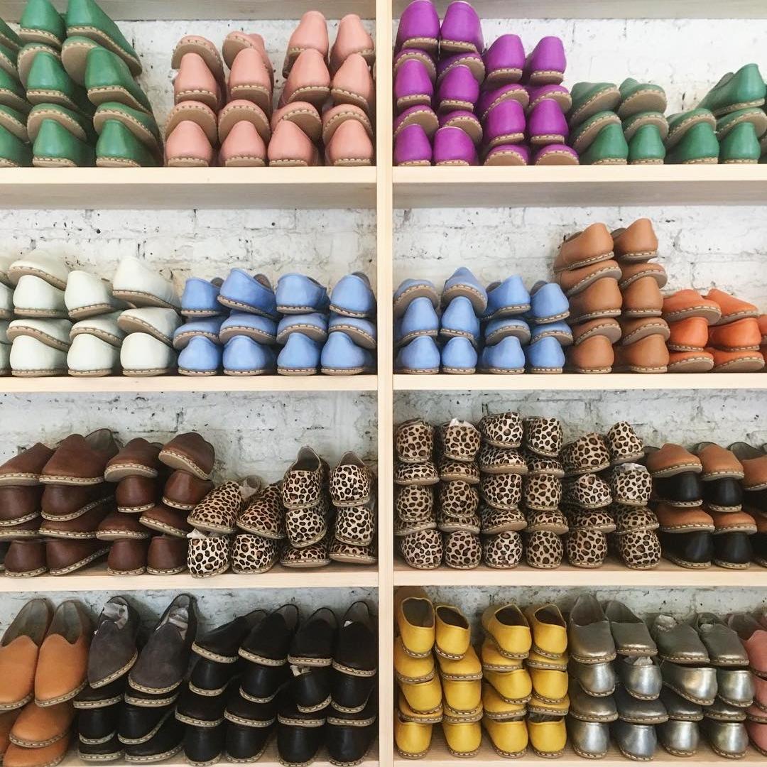 Sabah Shoes expands to Venice CA and a Paris pop-up