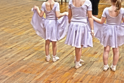 Kinder and Pre-Dance