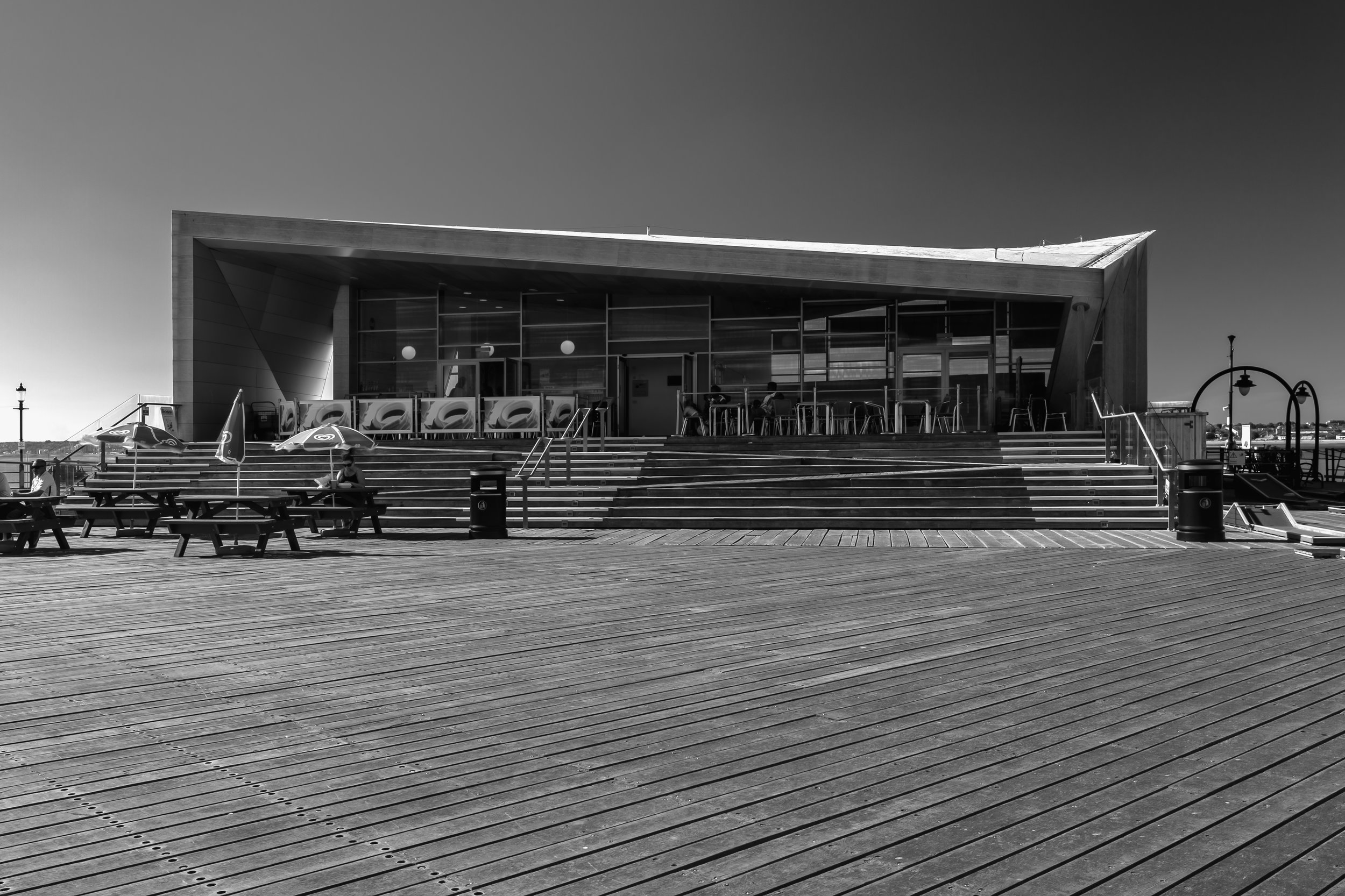Southend Pier Cultural Centre, Southend-On-Sea, UK - ©DomePhotography 2018
