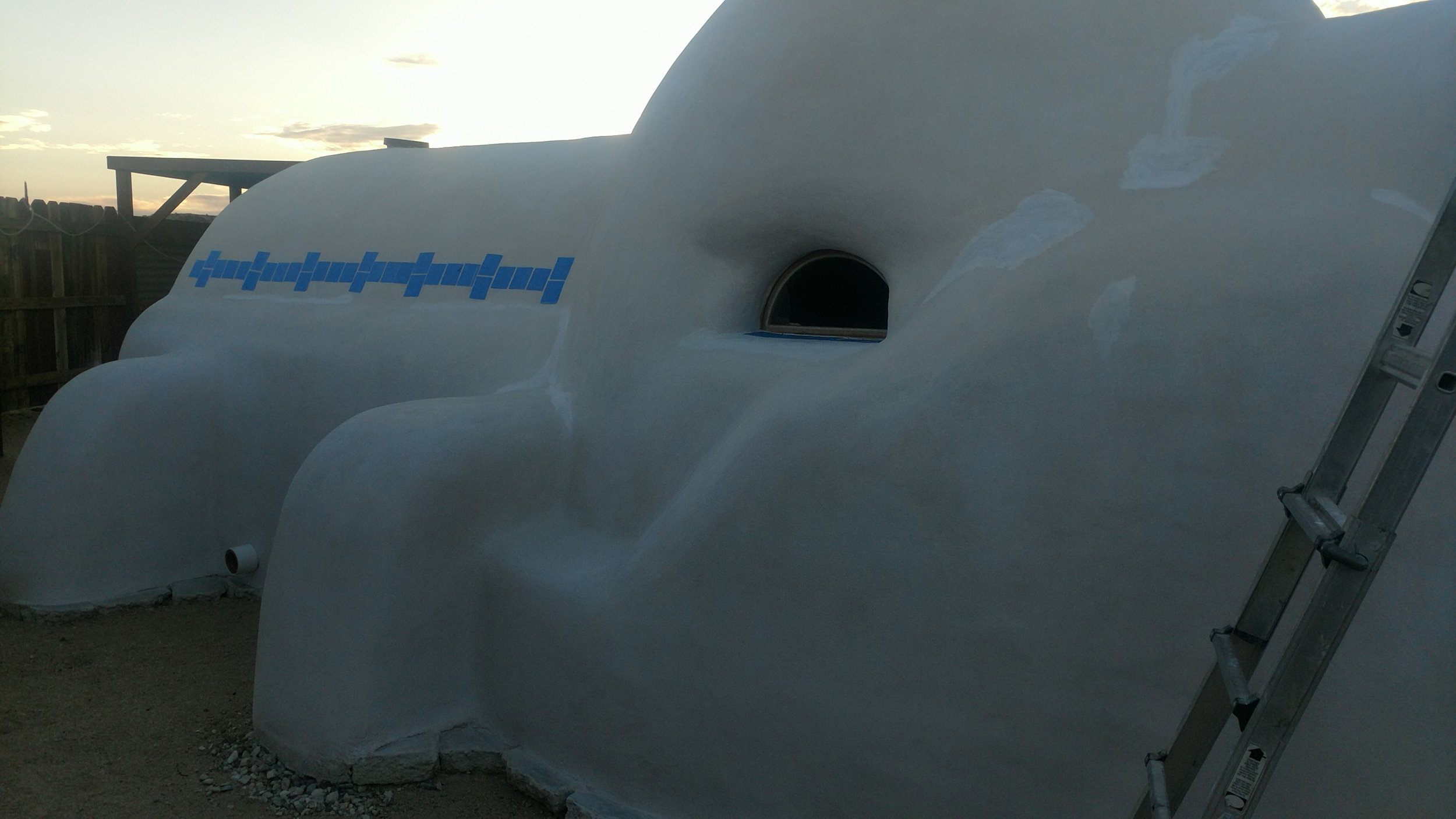 BEECK Renosil Project - Mojave Desert CA - Before Side 2