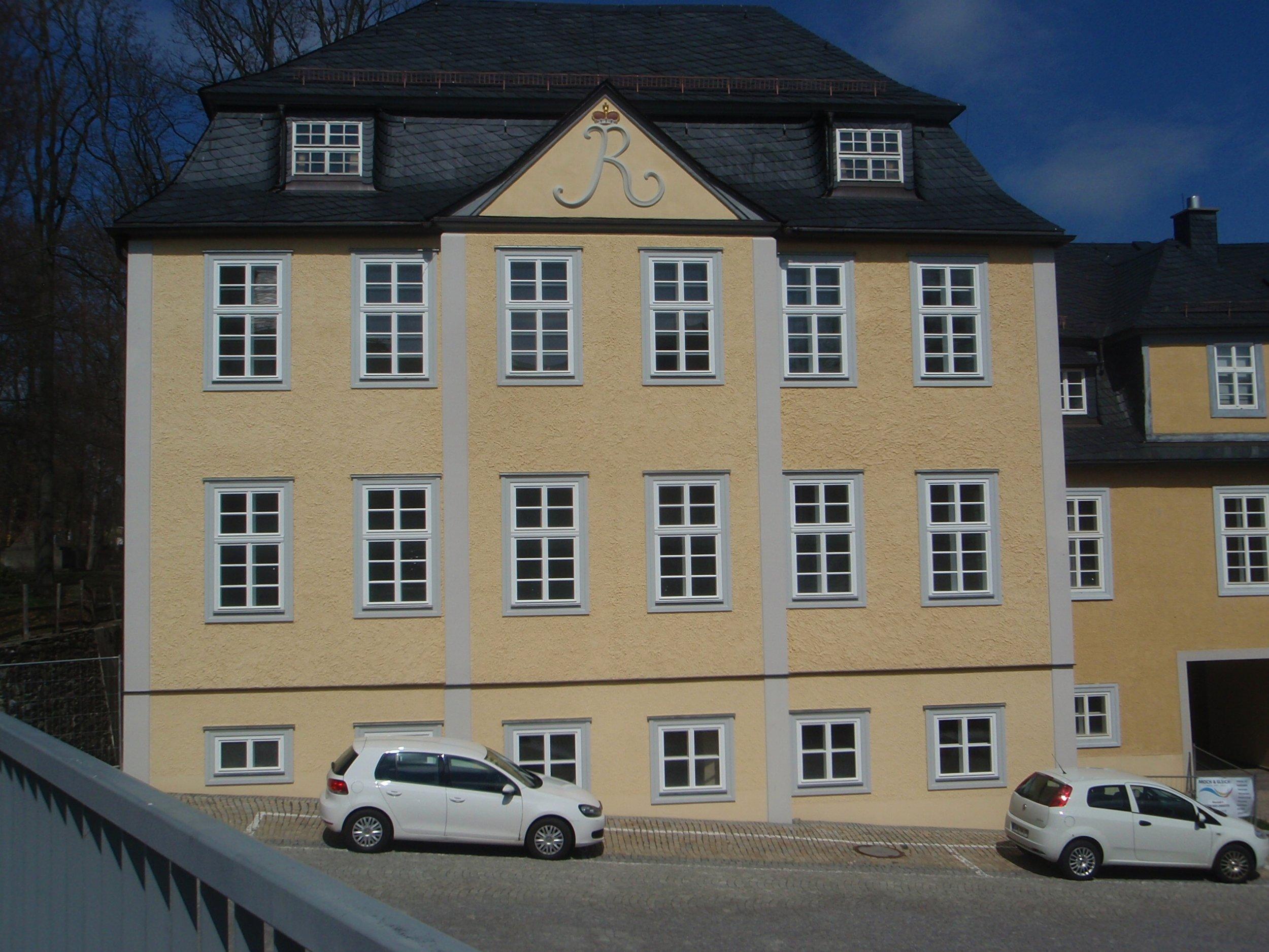 BEECK Beeckosil Project - Castle Bad Lobenstein - Germany