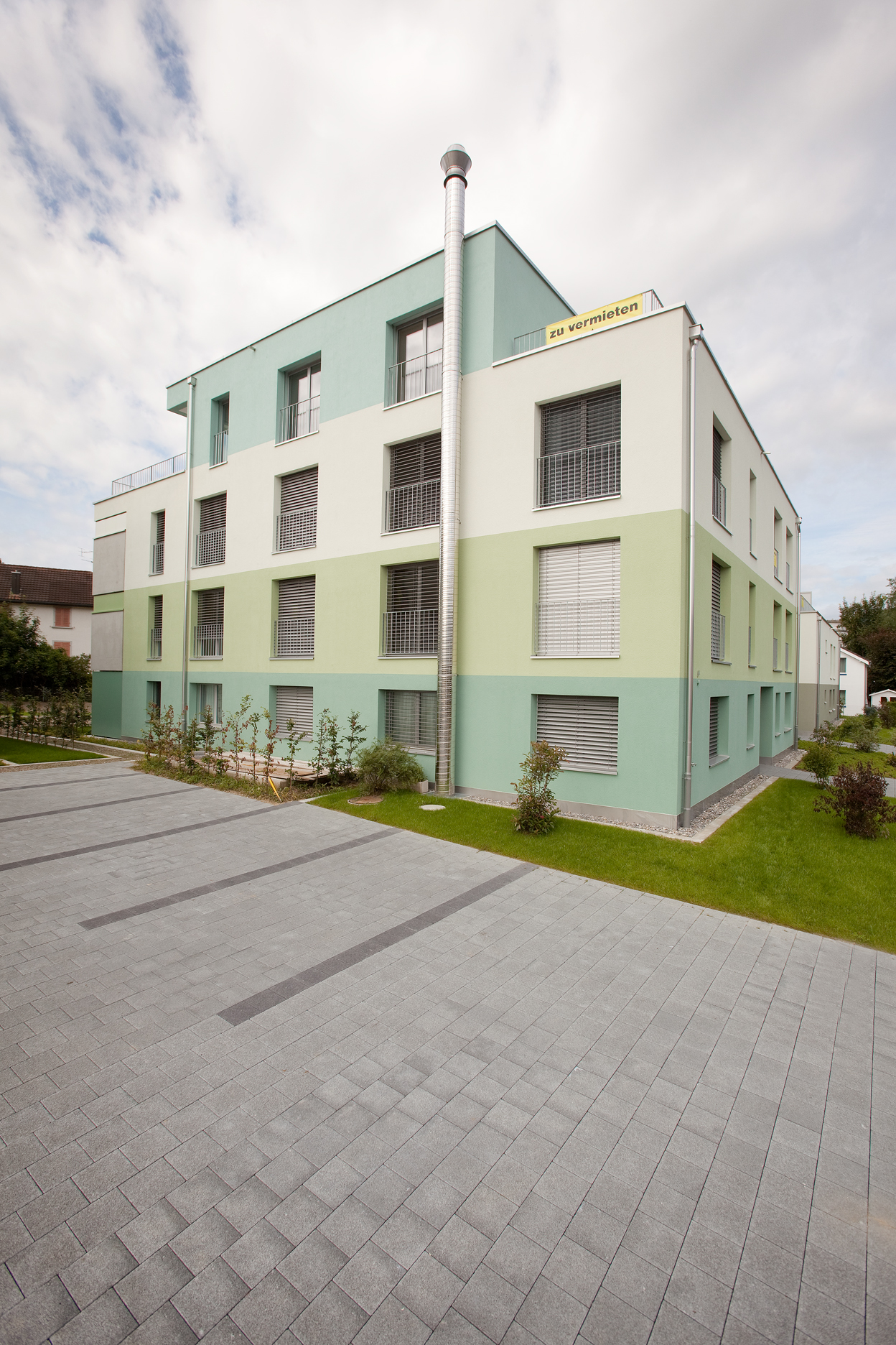 BEECK Mineral Paints - Beeckosil Project - Swiss Apartments 2