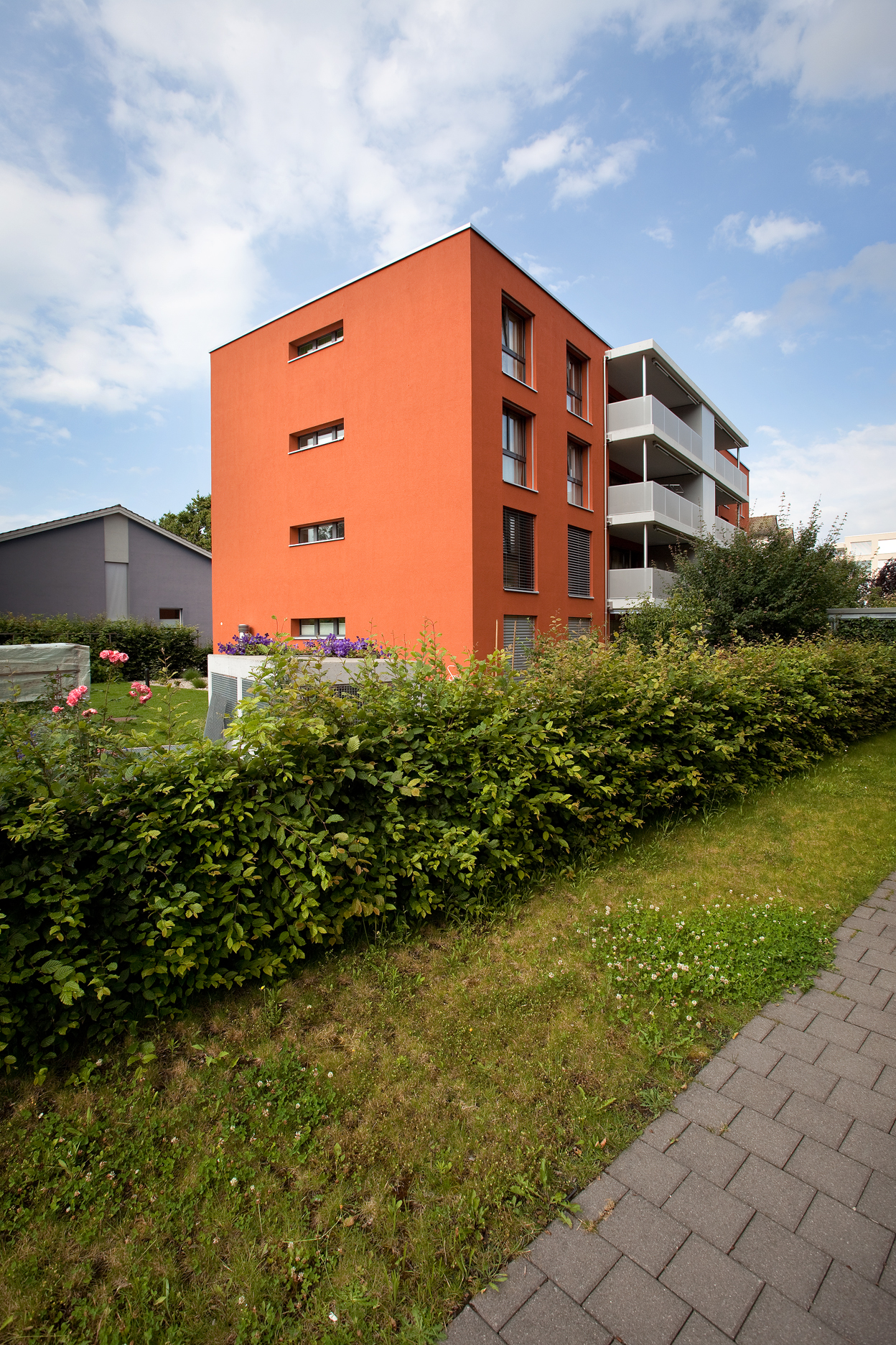 BEECK Renosil Project - Apartments in Lenzburg Switzerland