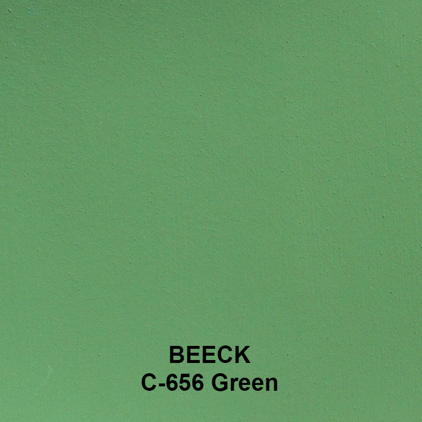 C-656 Green BEECK Mineral Paints Universal Full Color Silicate