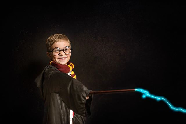 We're continuing to get ready for Halloween over here!  This little guy has been OBSESSED with Harry Potter since he was tiny.  He can't wait to try out his Nimbus 2000!⠀ .⠀ .⠀ .⠀ .⠀ .⠀ .⠀ #clickinmomsmentor #halloween2019 ⠀ #clickinmoms #clickmagazine #clickpro #letthekids #cameramama #documentyourdays #dearphotographer #dearestviewfinder #nikonnofilter #cmmentor #thephotographersnotebook #sigmabeauty #sigma35mmart #harrypotter