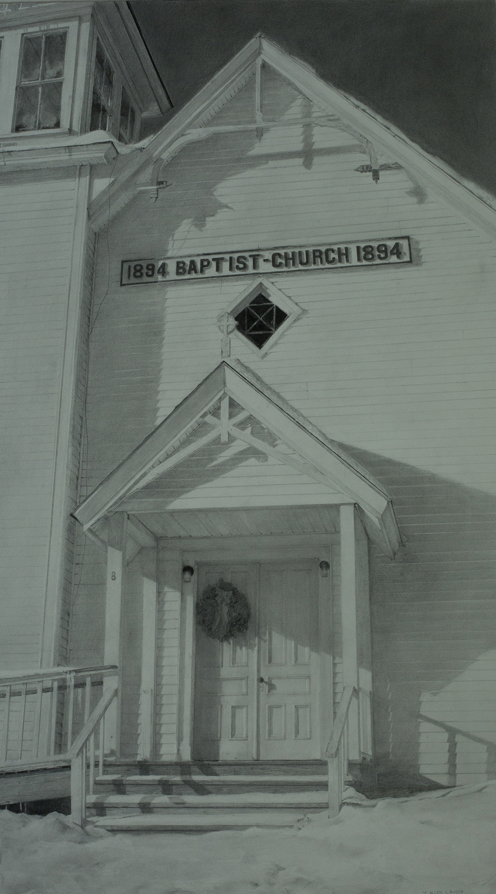 Devine Light - Baptist Church