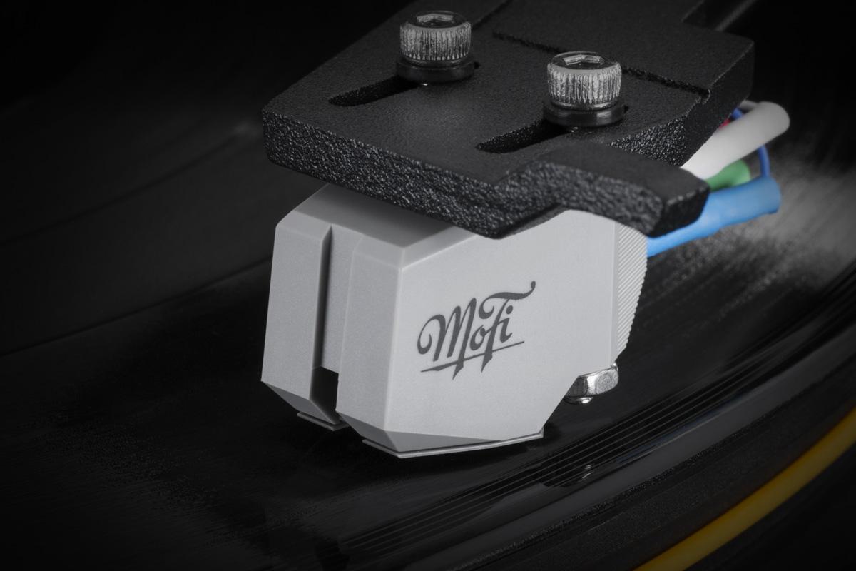 Mobile Fidelity StudioTracker Body Detail