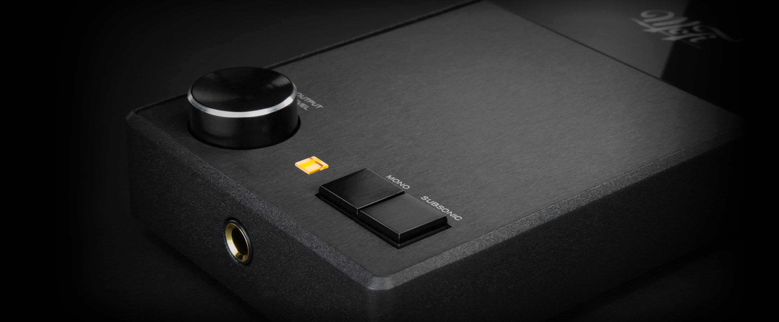 Mobile Fidelity UltraPhono Detail