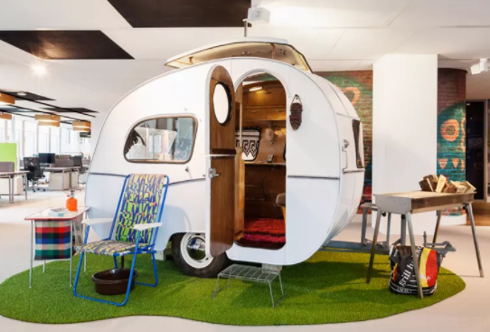Google, Amsterdam