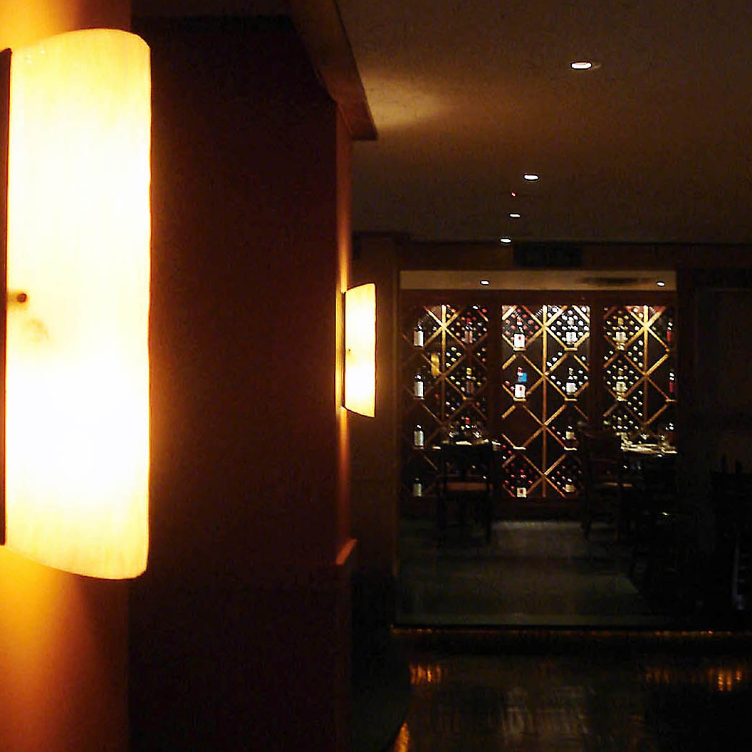Ceres II in medium amber in New York wine bar.jpg