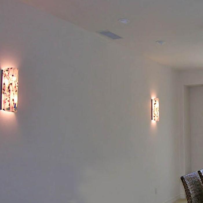 Ceres II wall sconces and custom fan light.jpg