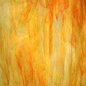 6076-83 - Inferno - Orange/Yellow/Wispy WhiteCalled