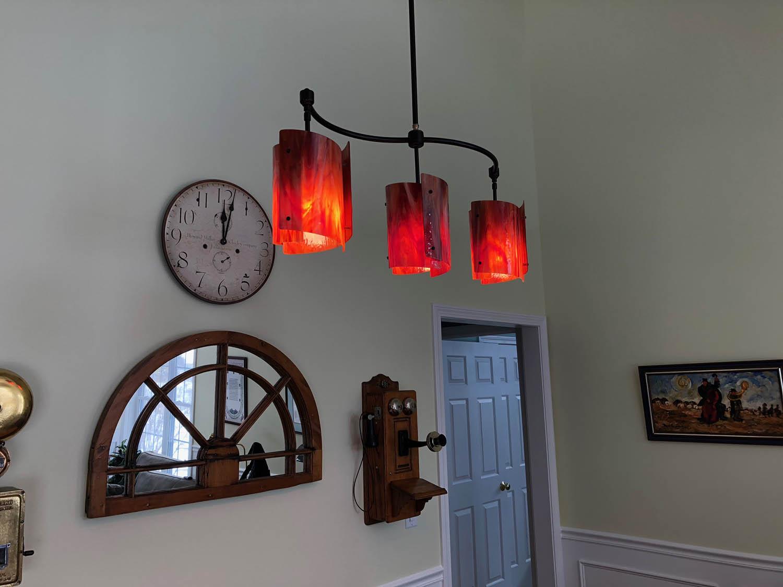 Derek Marshall Custom Lighting