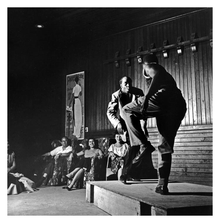 Slide 2.3 Al-Minns-and-Leon-James-Jazz-Dancers-1951-by-Clemens-Kalischer.jpg