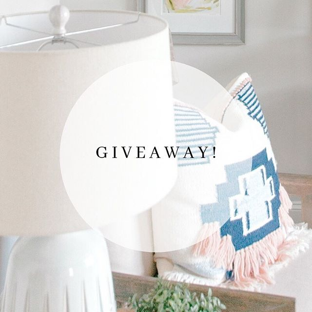 ✨#GIVEAWAY✨ WAHOOO!! Fall being just around the corner (happy dance!) has gotten me all excited and in the giving mood! 💃🏼 I've teamed up with one of my fave fellow #girlboss teams @hfinteritors to give away a $100 @homegoods gift card and a $50 @anthropologie gift card to one lucky winner! ✨🙌🏻💫 It's easy to win! Here's how to enter: 1. Like this post 👆🏻 2. Make sure you are following both @lindseytraugercreative and @hfinteriors (I promise - you will LOVE following these super talented and fun boss babes who are KILLING it in the world of interior design!) 3. Tag three friends below that would love to win this prize! 👇🏻 4. Share this post to your story and tag BOTH @lindseytraugercreative and @hfinteriors for a bonus entry in the contest. 🌟 *Contest runs through Tuesday, September 25th at 11PM EST. We will announce the winner on Wednesday the 26th* GOOD LUCK! 🤞🏻