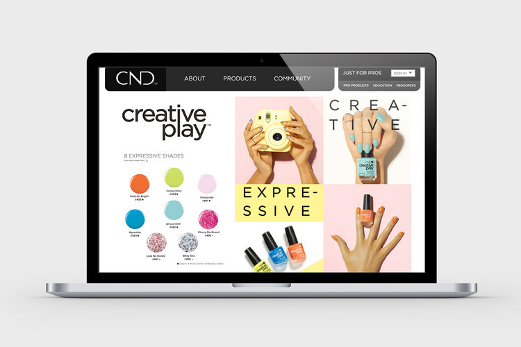 CND Website Playland Collection Video