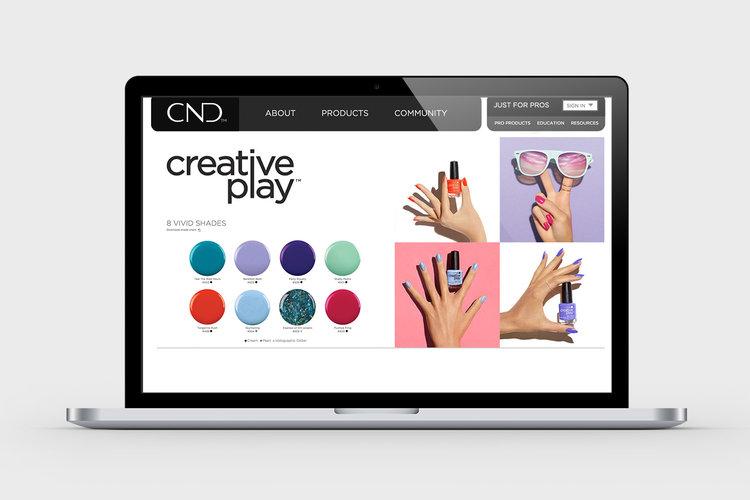 CND Website Sunset Bash Collection