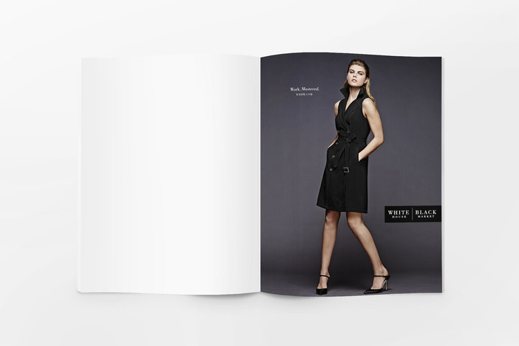 Ad and Advertorial In In Style Magazine
