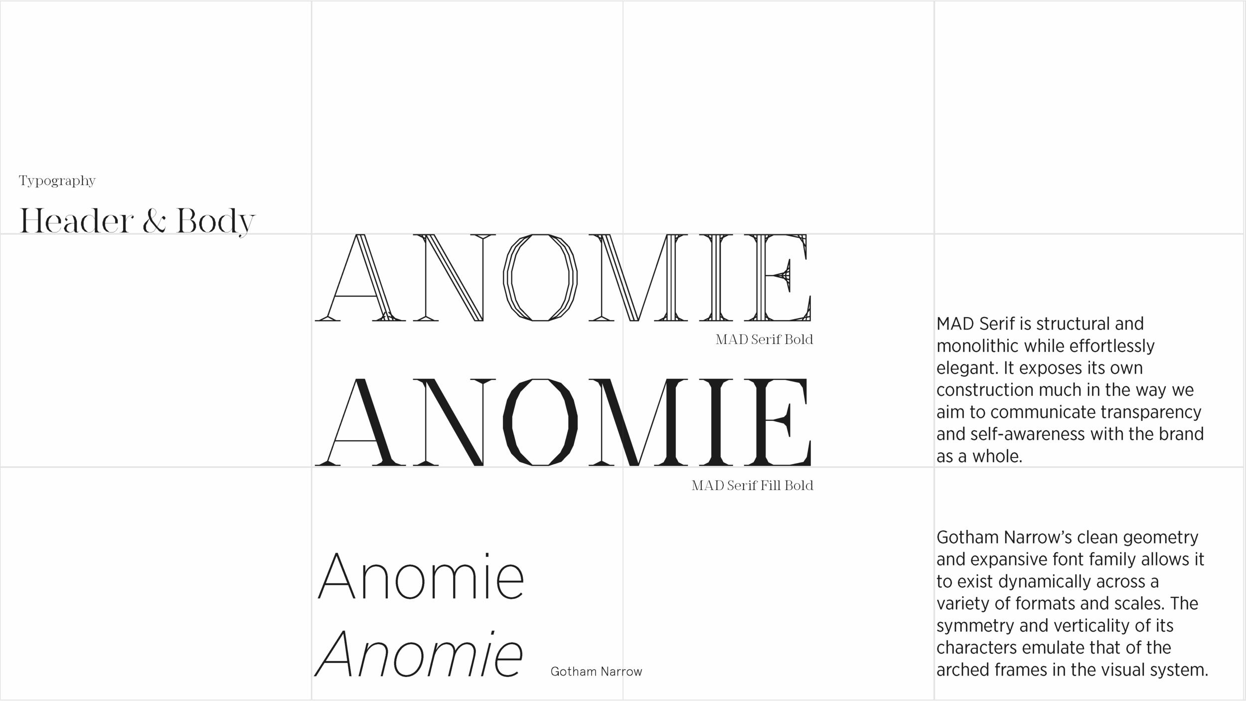 Lunar Gala: Anomie — Sherry Wu
