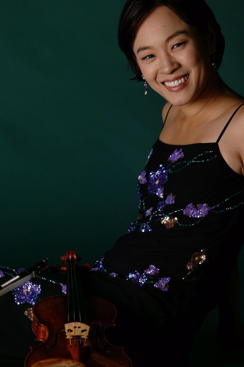 Catherine Cho | Violin