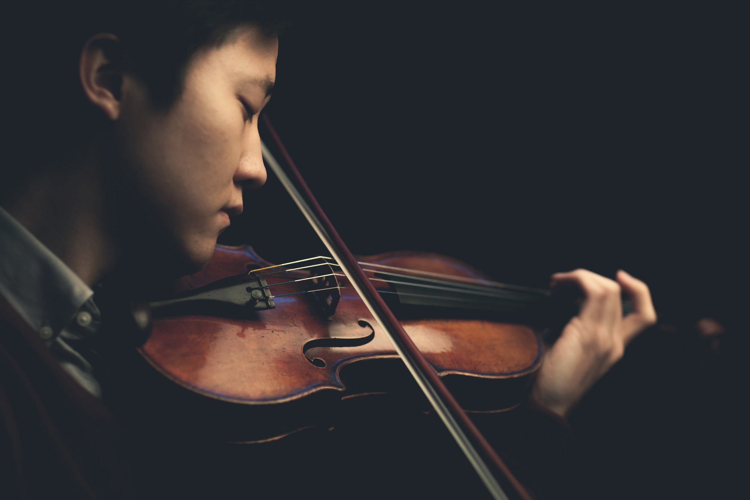 Sean Lee | Violin