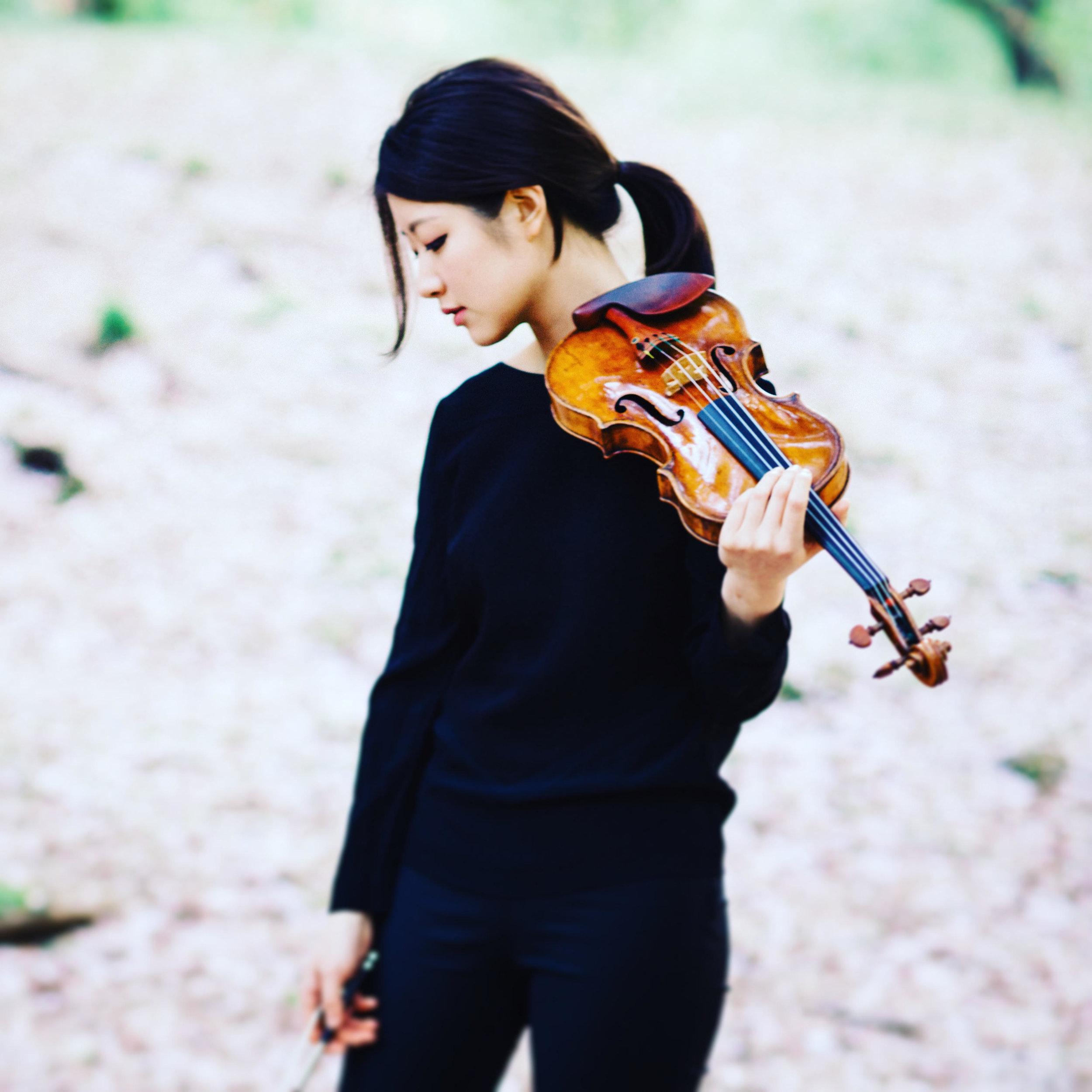Christel Lee   Violin