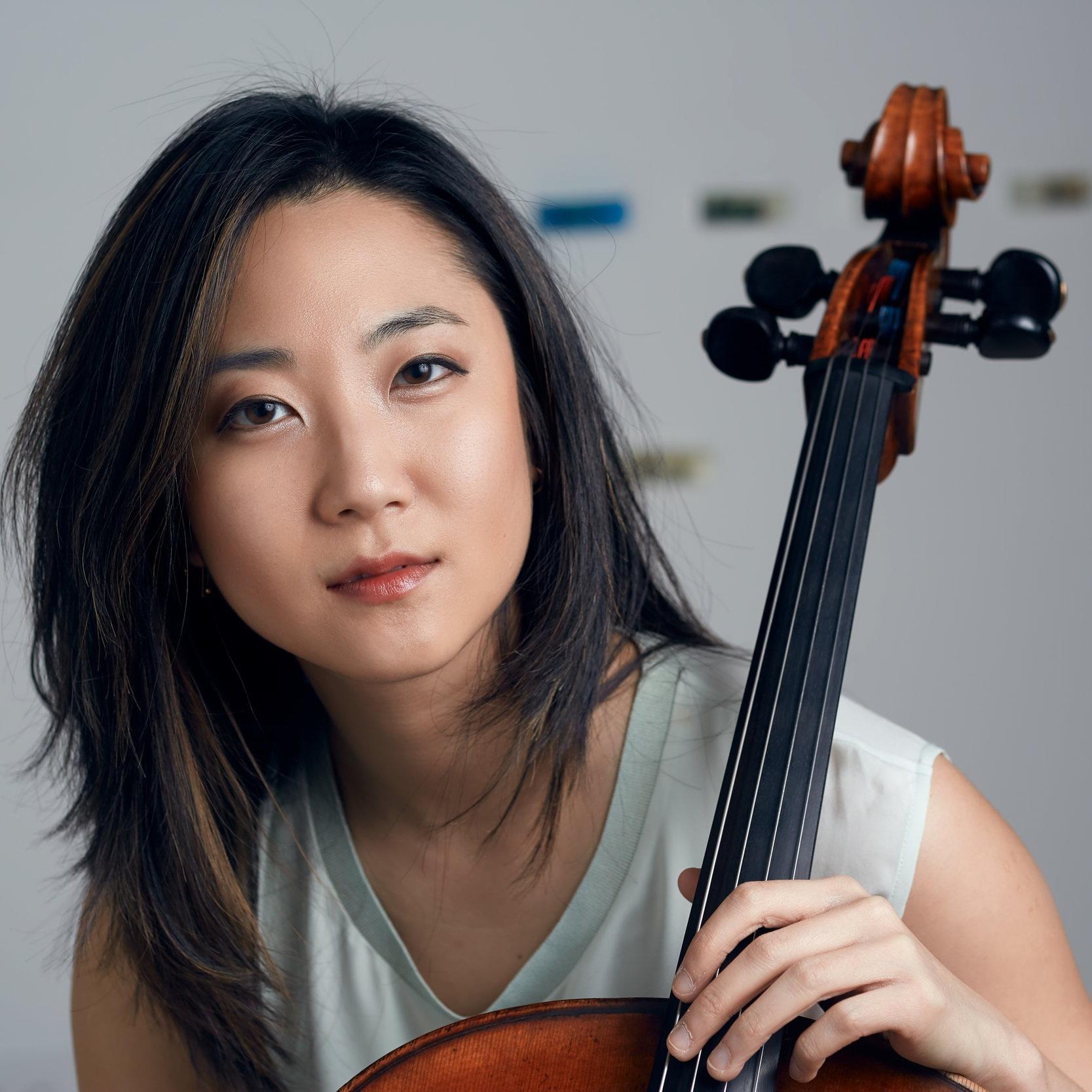 Jia Kim   Cello