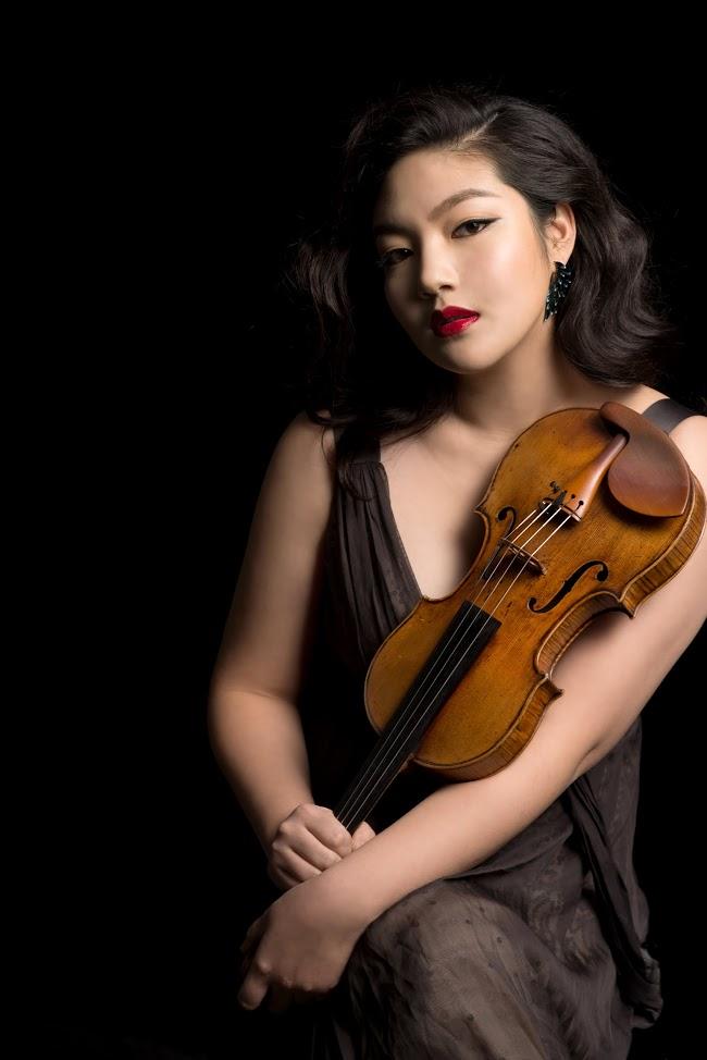 Jinjoo Cho | Violin