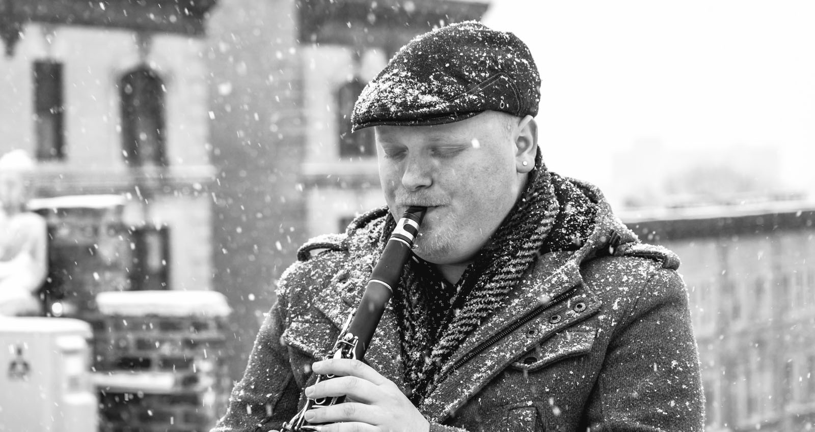 Mark Dover | Clarinet