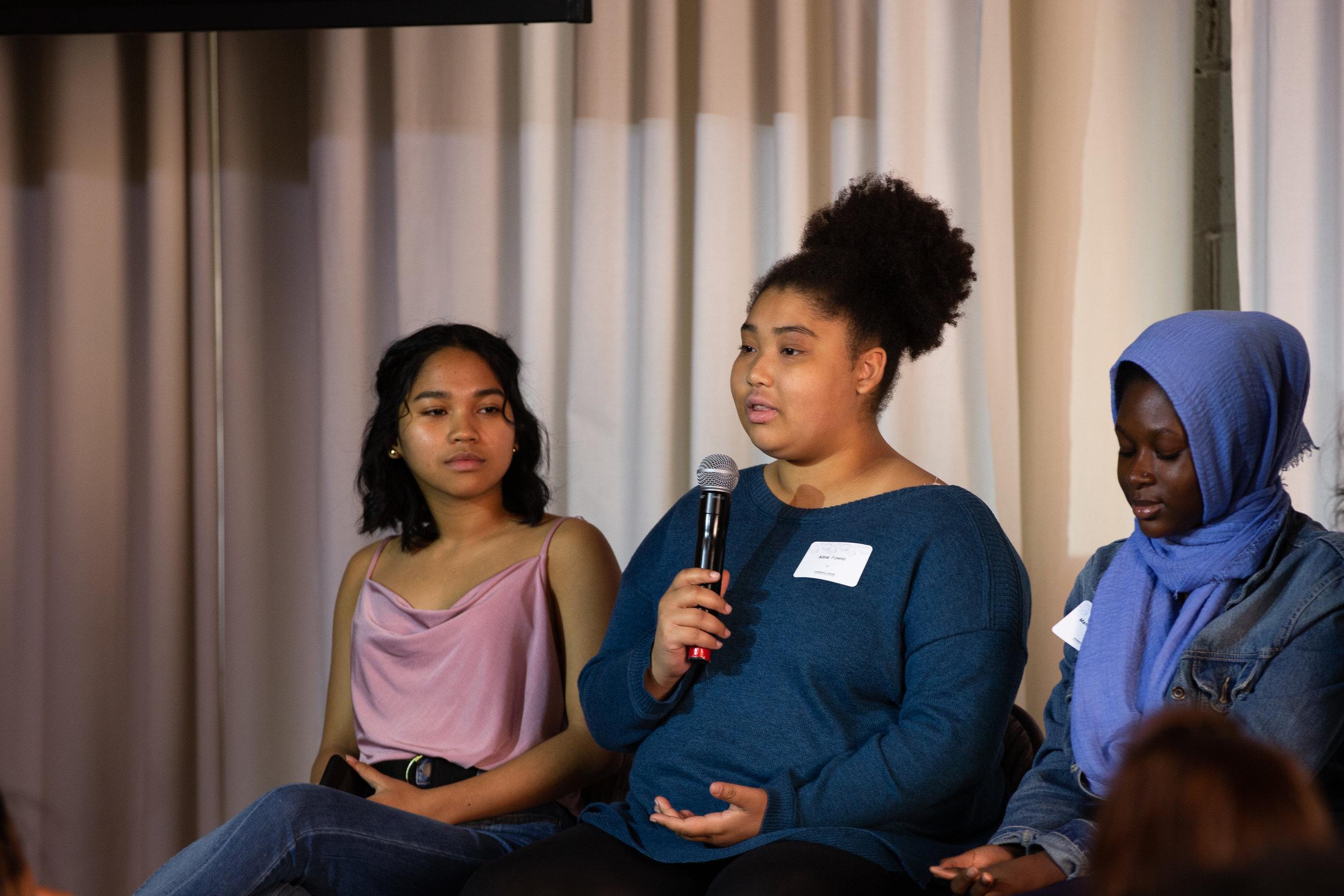 PV Luncheon Alumnae Panel (Oct 18)