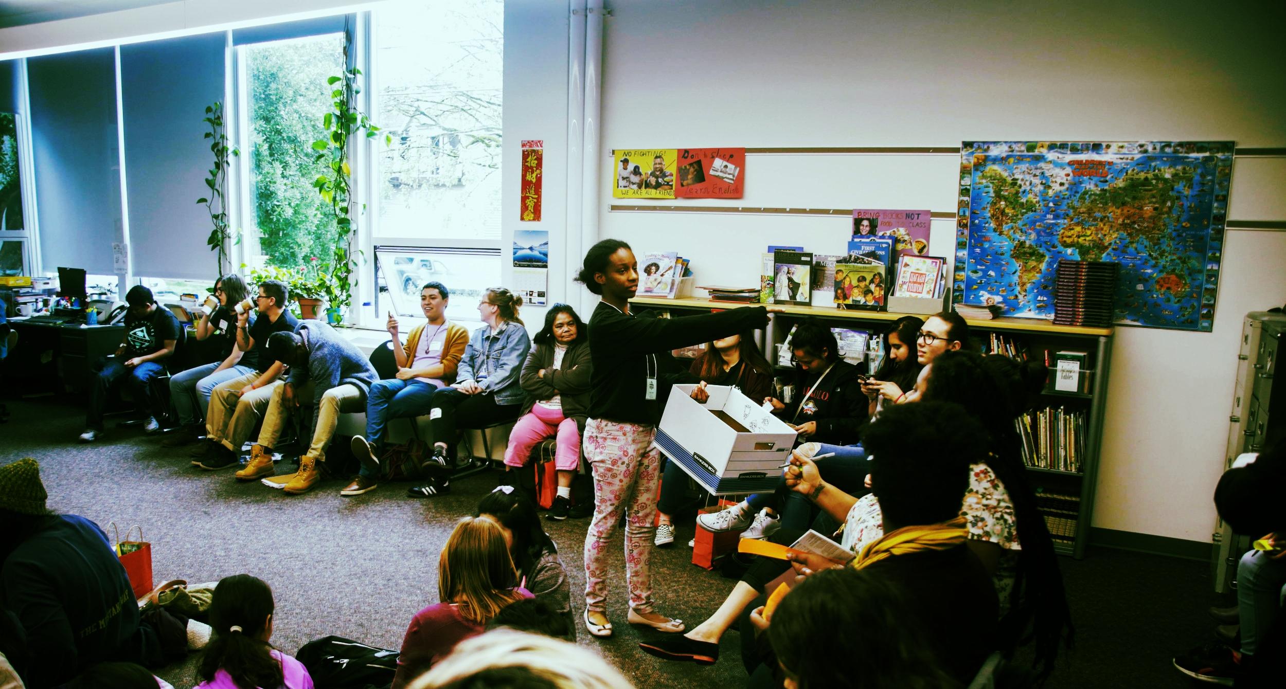 Girlvolution Workshop (Apr 18)
