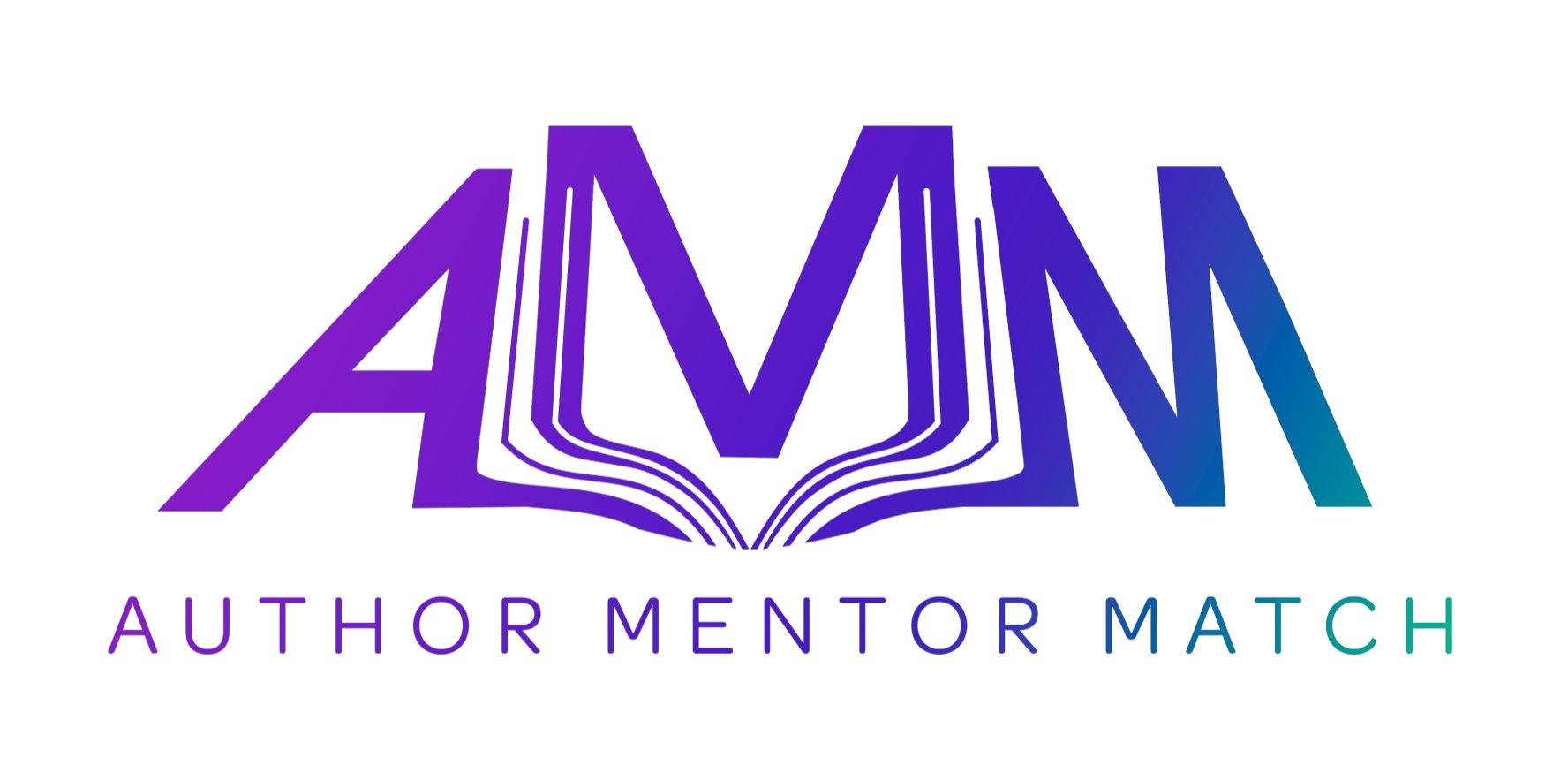 Author Mentor Match logo by Claire Wenzel