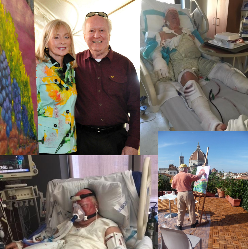 After Near Death Commercial Car Accident, William Joins Cause - William is joining others to repeal the Florida Statute of Repose where commercial ride service car manufacturers are not liable for unsafe and recalled cars READ HERE