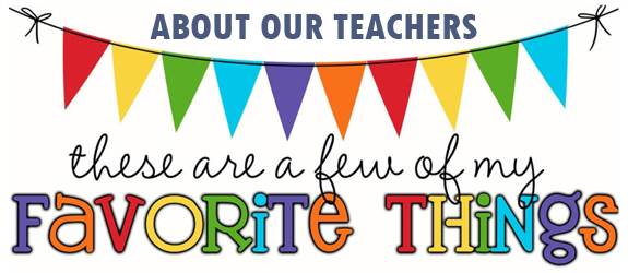 Teachers' Favorites