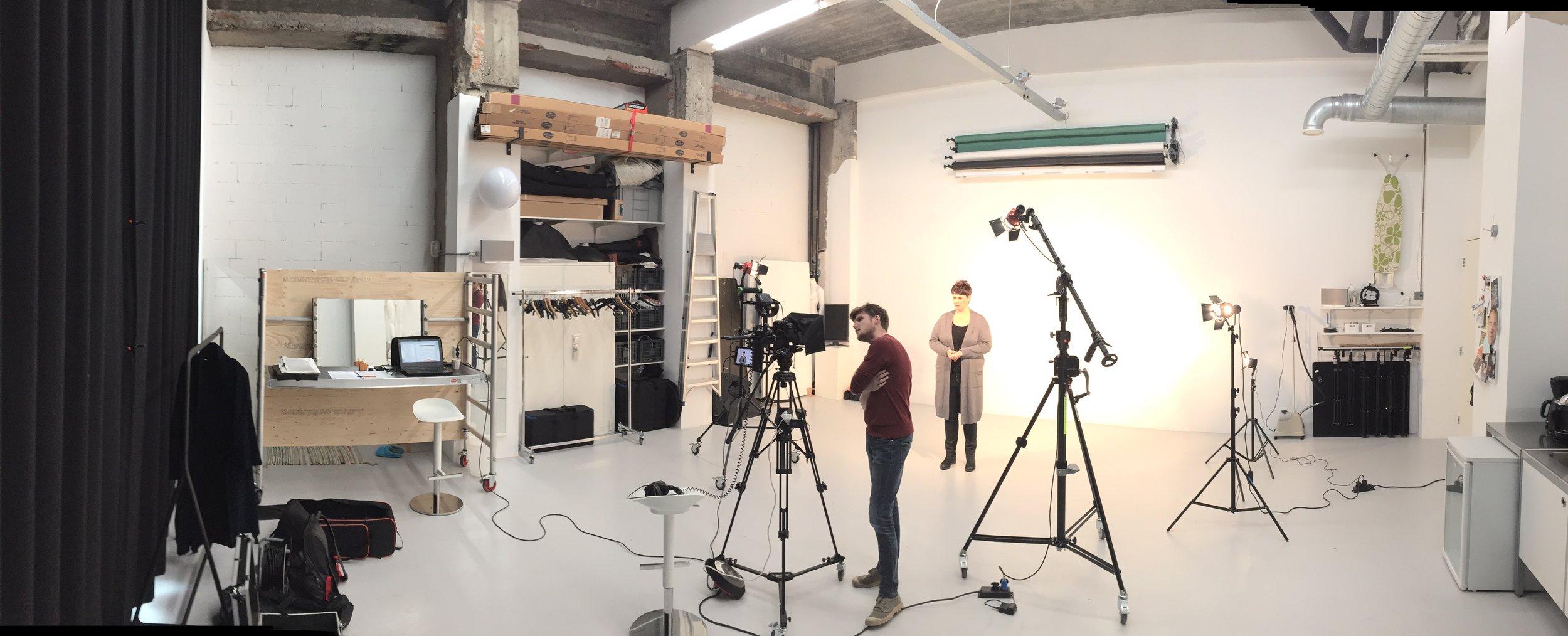 Studio Moos and Spike