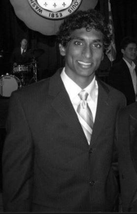 Naveen Reddy - Groomsman