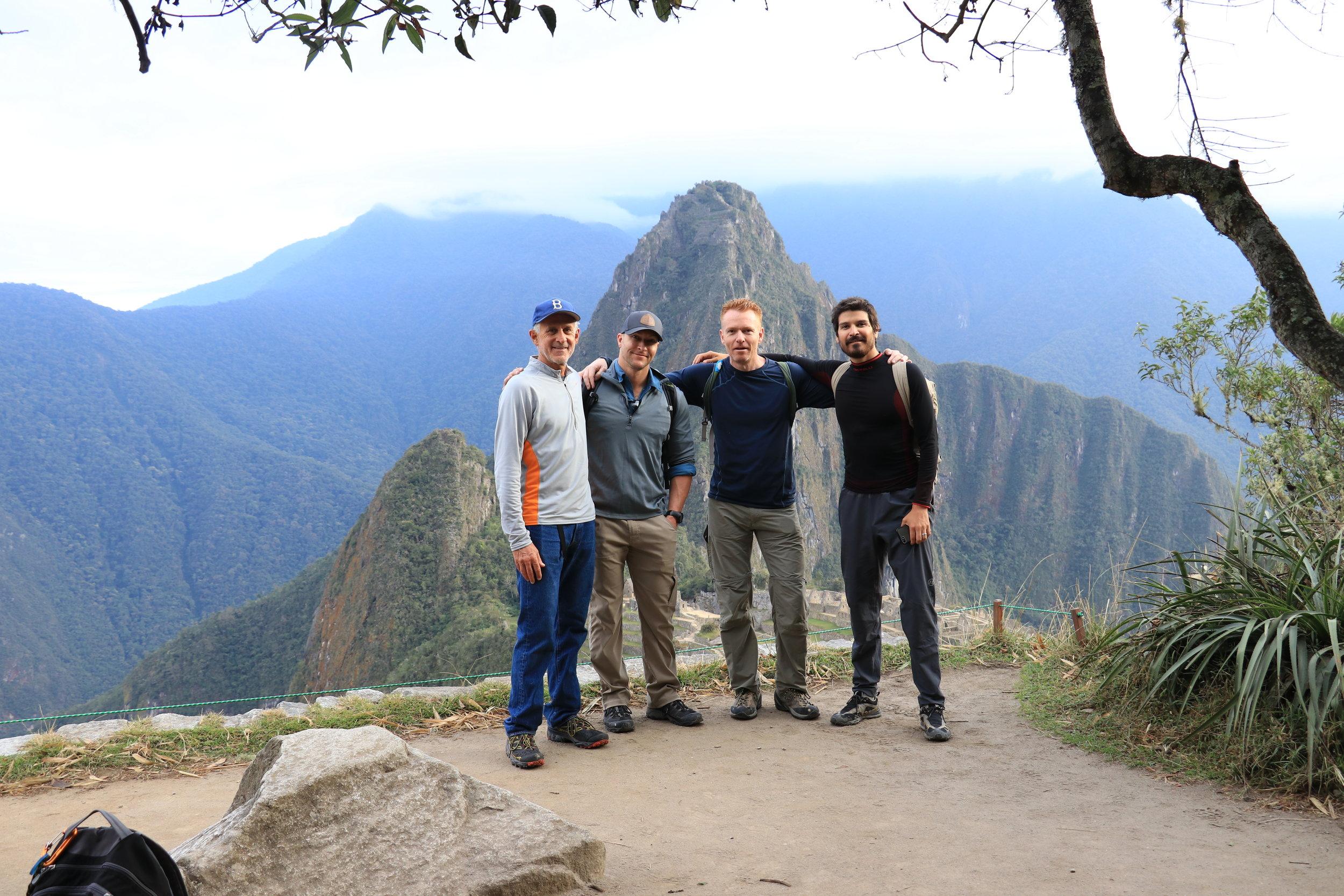 Machu Picchu, Perú - 2017 Photo taken by Friend