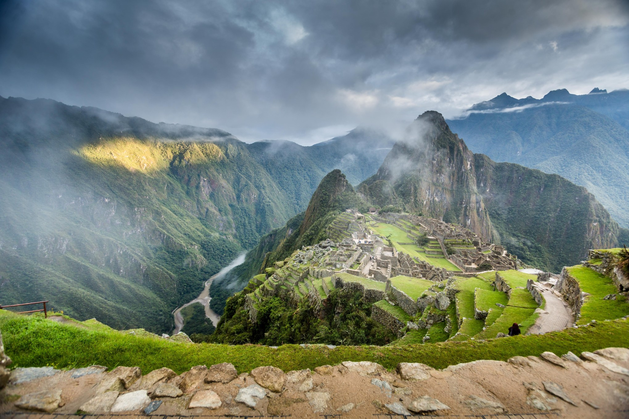 Warrior Retreats  with Branden Collinsworth - Machu Picchu, Perú
