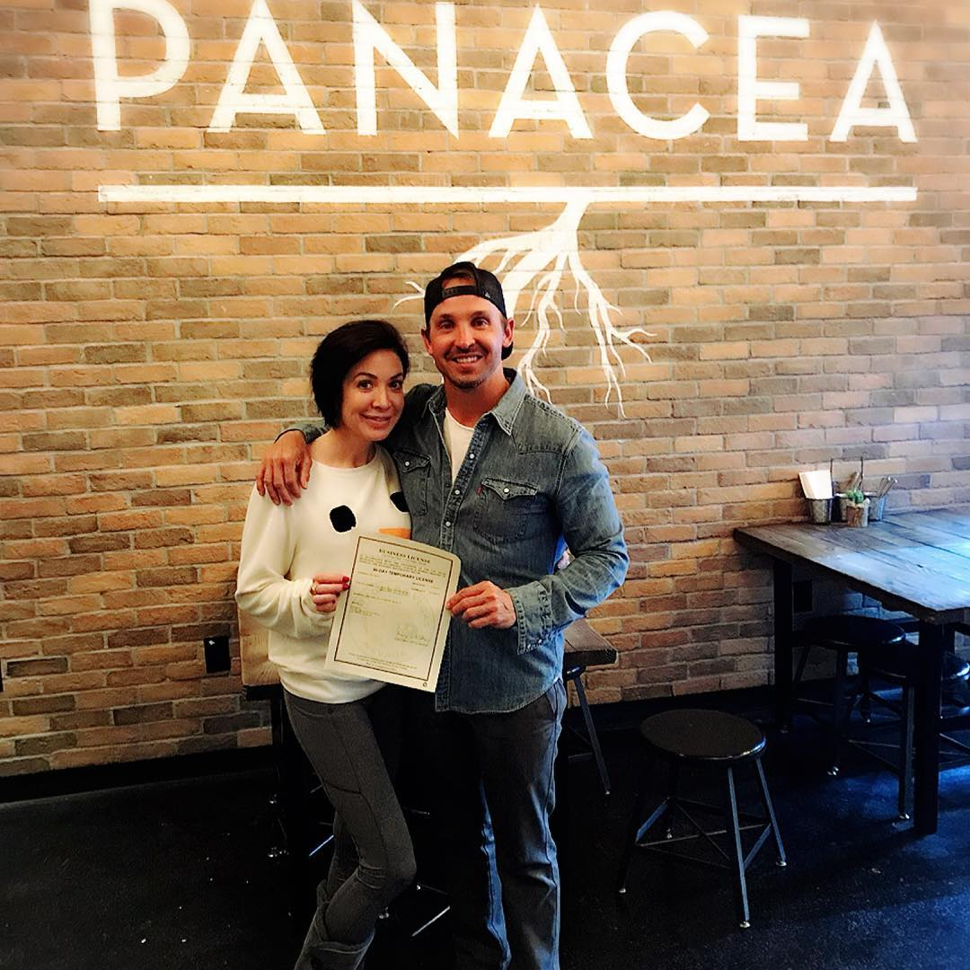 Panacea  - Shane Stuart - 2018