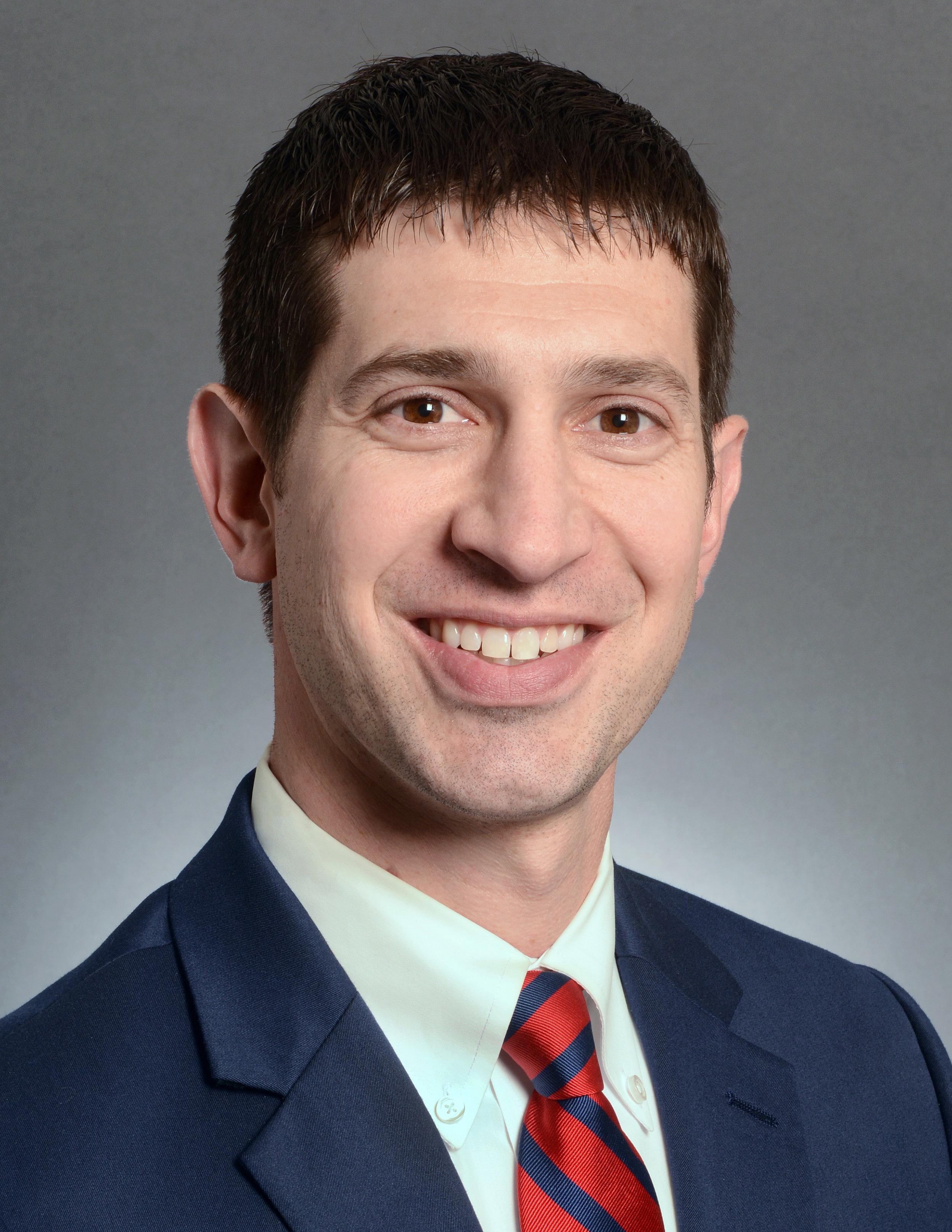 Sen. Jeremy Miller (R-Winona)