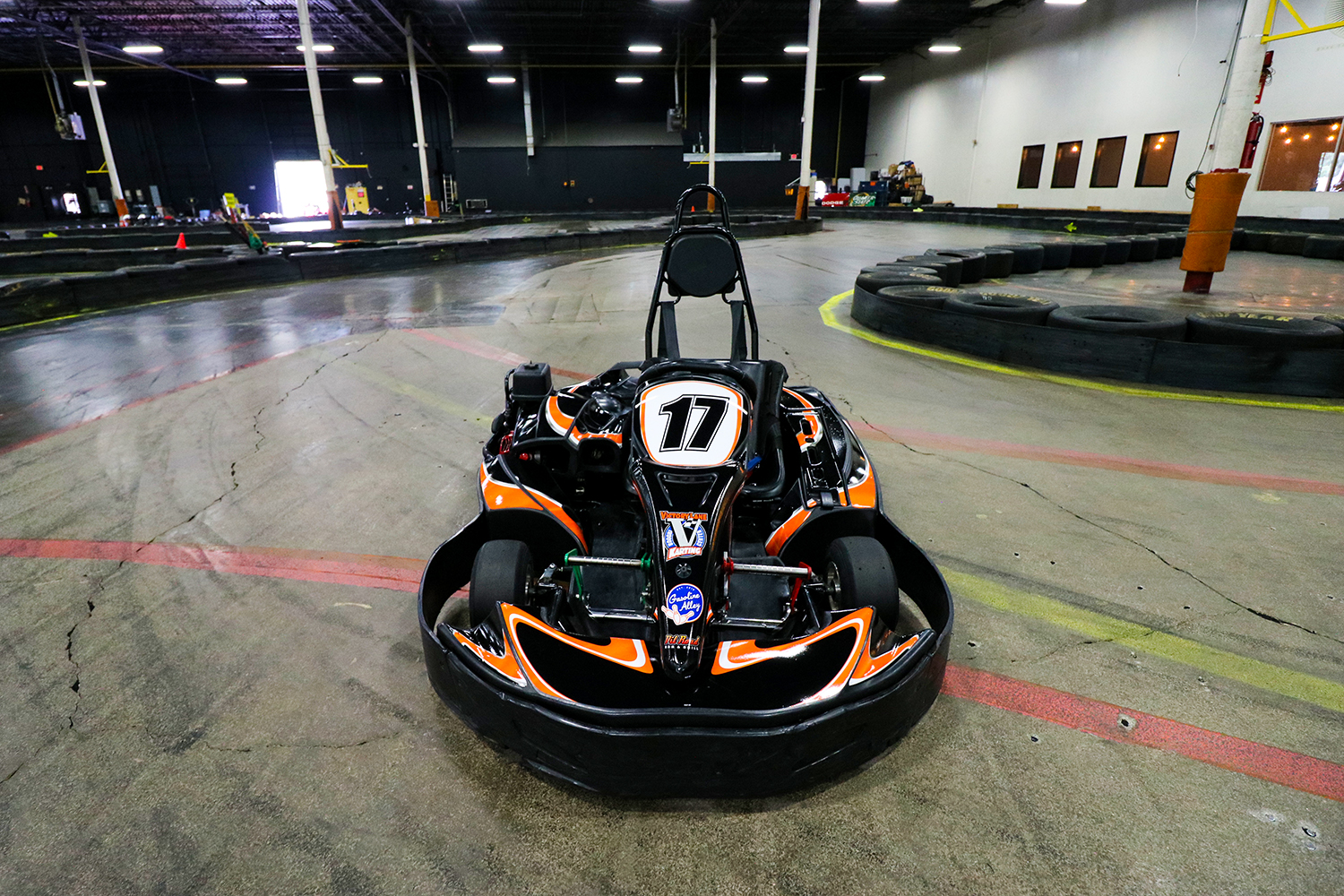 Ultimate VLK EXPERIENCE - Exclusive Facility Rental including both tracks, bowlinglanes, and Bar Area.Exclusive 2 Tracks or Super Track Rental with conferenceroom.Exclusive Single Track Rental with conference room