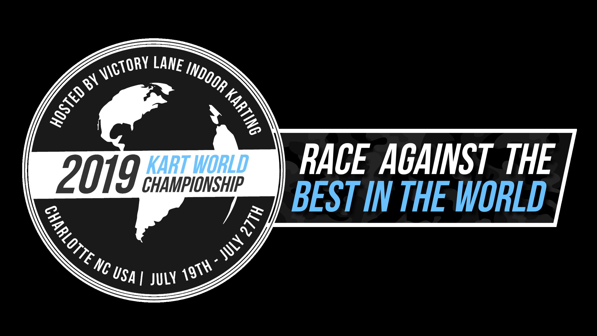 vlk kart world kart championship logo and race against.png