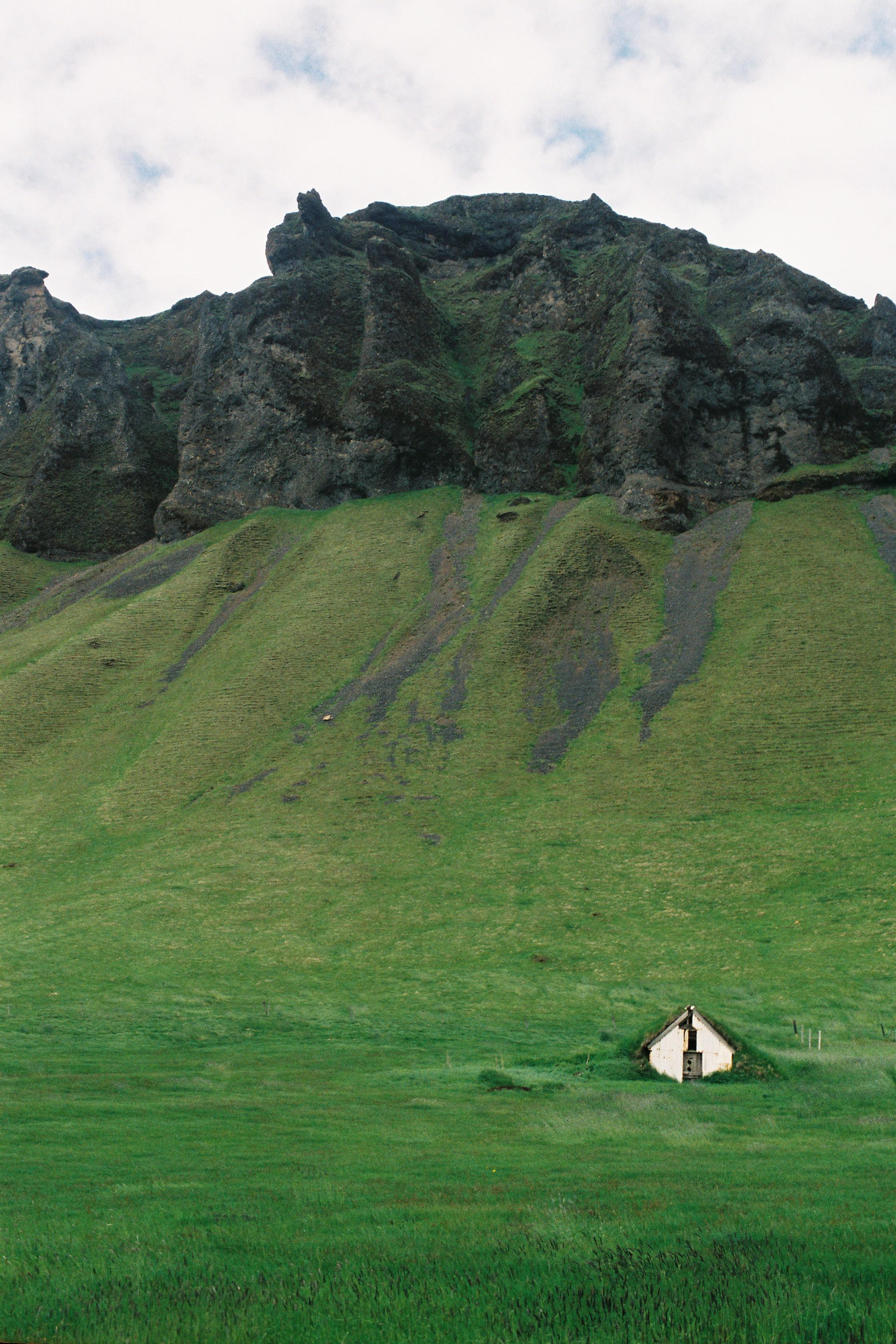 Ásólfsskáli, Iceland