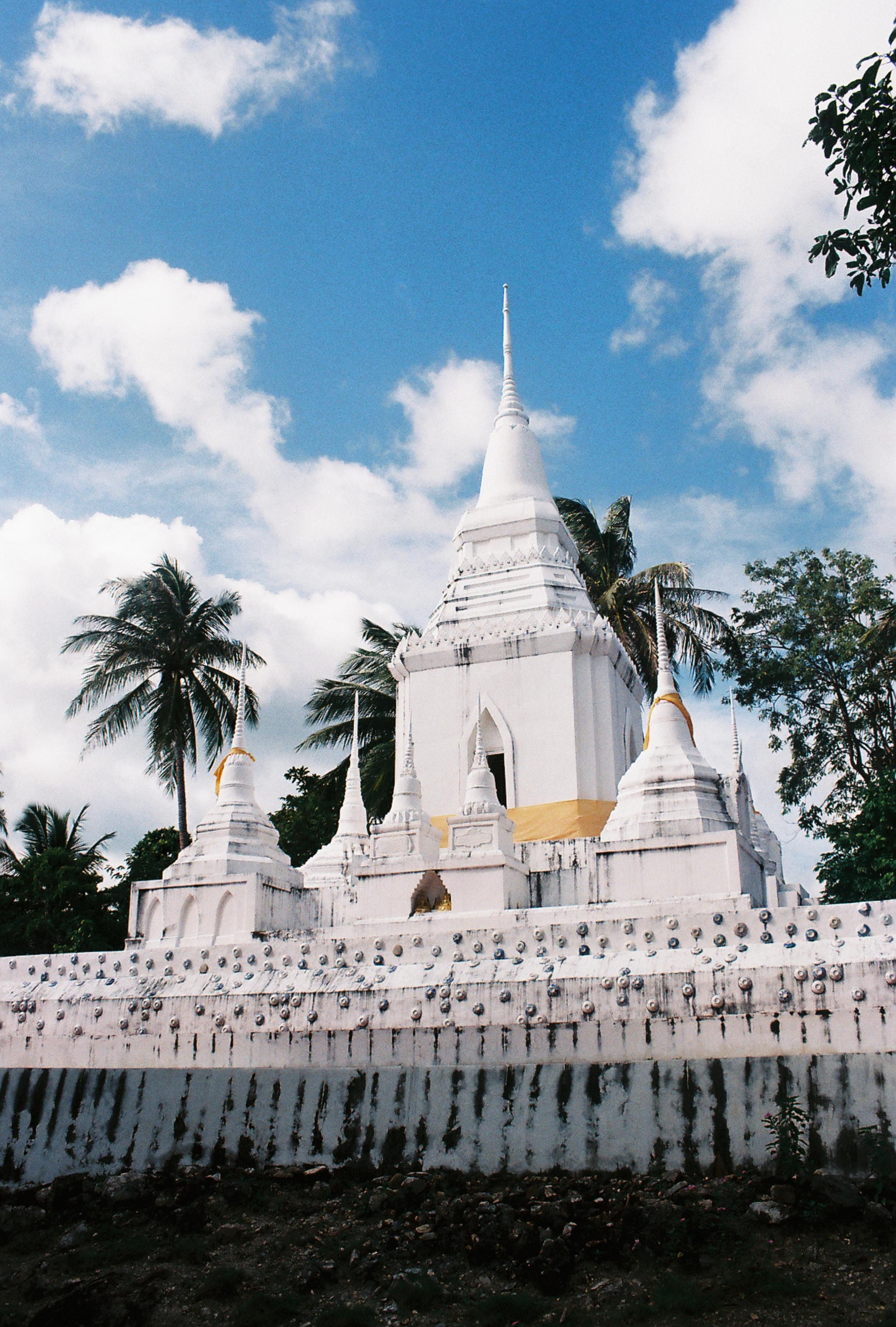 Wat Phu Khao Noi, Koh Phangan, Thailand