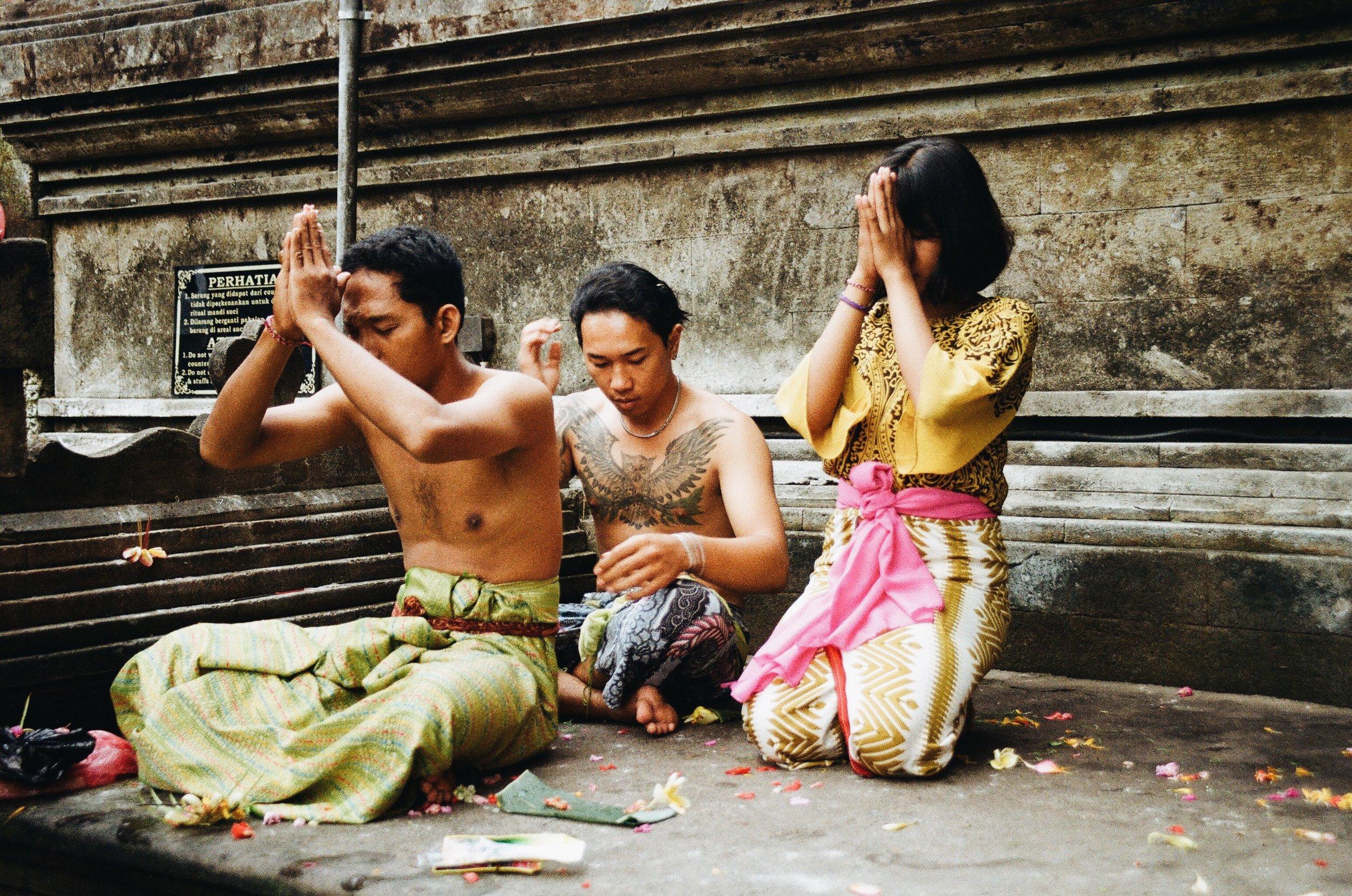 Pura Tirta Empul, Bali